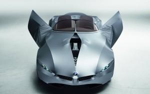 © BMW. Gina concept.