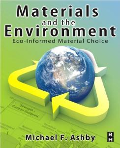 Materials and the environment - Mike Ashby