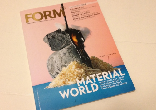 FORM Magazine - Material World