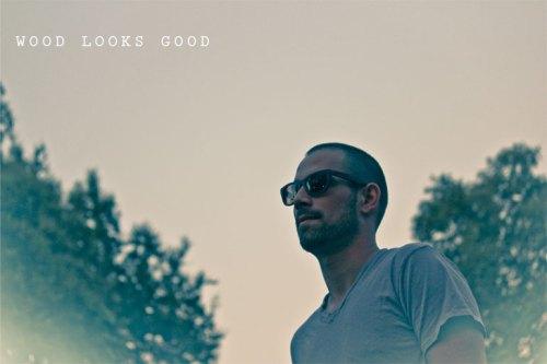 Woodzee - pacific aviator wood sunglasses