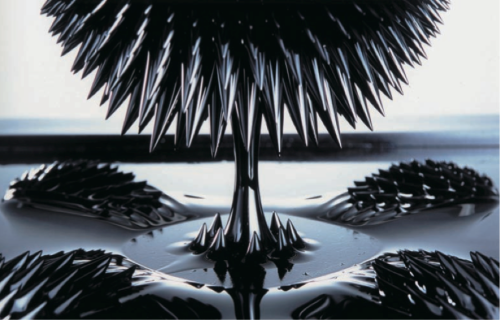 Ferrofluid - Materials in New Equilibrium