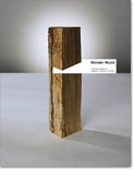 Wonder Wood - A Favorite Material for Designers Architects and Artists
