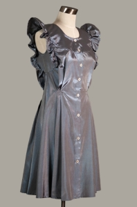 Morphotex Dress by Dona Sgro