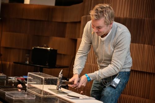 Erik Haastrup Müller - Crossover Event 31.10.13