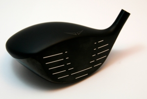 Golf club driver head