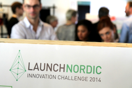 LAUNCH Nordic Innovation Challenge 2014 -  kick off ©Leaderlab