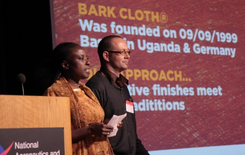 Barkcloth wins LAUNCH: System Challenge 2014